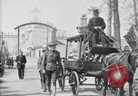 Image of American soldier's funeral at Kerfautras cemetery Brest France, 1918, second 1 stock footage video 65675070094