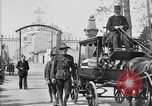Image of American soldier's funeral at Kerfautras cemetery Brest France, 1918, second 2 stock footage video 65675070094