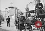 Image of American soldier's funeral at Kerfautras cemetery Brest France, 1918, second 3 stock footage video 65675070094