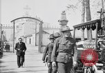 Image of American soldier's funeral at Kerfautras cemetery Brest France, 1918, second 5 stock footage video 65675070094