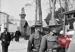 Image of American soldier's funeral at Kerfautras cemetery Brest France, 1918, second 9 stock footage video 65675070094
