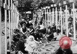 Image of graveyard Brest France, 1918, second 2 stock footage video 65675070095