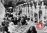 Image of graveyard Brest France, 1918, second 4 stock footage video 65675070095