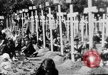 Image of graveyard Brest France, 1918, second 8 stock footage video 65675070095