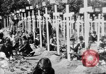 Image of graveyard Brest France, 1918, second 9 stock footage video 65675070095