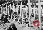 Image of graveyard Brest France, 1918, second 10 stock footage video 65675070095