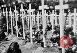 Image of graveyard Brest France, 1918, second 11 stock footage video 65675070095