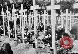 Image of graveyard Brest France, 1918, second 12 stock footage video 65675070095
