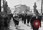 Image of soldier's funeral Brest France, 1918, second 1 stock footage video 65675070096