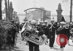 Image of soldier's funeral Brest France, 1918, second 6 stock footage video 65675070096