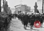 Image of soldier's funeral Brest France, 1918, second 12 stock footage video 65675070096