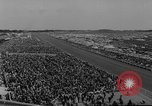 Image of Epsom Derby Epsom Surrey England, 1961, second 9 stock footage video 65675070100