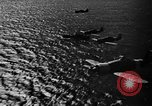 Image of British convoy Strait of Sicily, 1942, second 2 stock footage video 65675070112