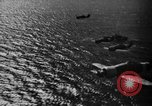 Image of British convoy Strait of Sicily, 1942, second 3 stock footage video 65675070112