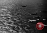 Image of British convoy Strait of Sicily, 1942, second 4 stock footage video 65675070112