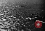 Image of British convoy Strait of Sicily, 1942, second 5 stock footage video 65675070112