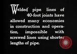Image of oil pipelines United States USA, 1928, second 4 stock footage video 65675070122