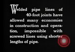 Image of oil pipelines United States USA, 1928, second 5 stock footage video 65675070122