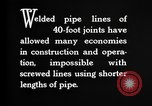 Image of oil pipelines United States USA, 1928, second 6 stock footage video 65675070122