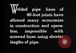 Image of oil pipelines United States USA, 1928, second 9 stock footage video 65675070122