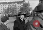 Image of Soviet tanks Budapest Hungary, 1956, second 1 stock footage video 65675070127
