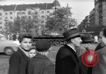 Image of Soviet tanks Budapest Hungary, 1956, second 2 stock footage video 65675070127