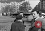 Image of Soviet tanks Budapest Hungary, 1956, second 3 stock footage video 65675070127