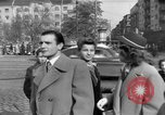Image of Soviet tanks Budapest Hungary, 1956, second 5 stock footage video 65675070127