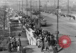 Image of Soviet tanks Budapest Hungary, 1956, second 7 stock footage video 65675070127