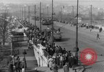 Image of Soviet tanks Budapest Hungary, 1956, second 8 stock footage video 65675070127