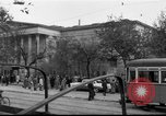 Image of Hungarian civilians Budapest Hungary, 1956, second 4 stock footage video 65675070128