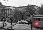Image of Hungarian civilians Budapest Hungary, 1956, second 6 stock footage video 65675070128