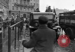 Image of Soviet tanks Budapest Hungary, 1956, second 2 stock footage video 65675070130