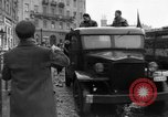 Image of Soviet tanks Budapest Hungary, 1956, second 3 stock footage video 65675070130