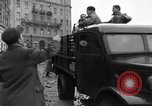 Image of Soviet tanks Budapest Hungary, 1956, second 4 stock footage video 65675070130