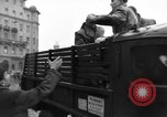 Image of Soviet tanks Budapest Hungary, 1956, second 5 stock footage video 65675070130
