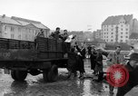 Image of Soviet tanks Budapest Hungary, 1956, second 10 stock footage video 65675070130