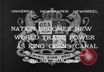 Image of King Carol II Sulina Romania, 1932, second 12 stock footage video 65675070133