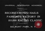 Image of horse Faireno New York United States USA, 1932, second 7 stock footage video 65675070137