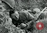 Image of United States soldiers Saint Jores France, 1944, second 8 stock footage video 65675070139