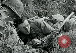 Image of United States soldiers Saint Jores France, 1944, second 9 stock footage video 65675070139