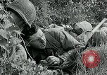 Image of United States soldiers Saint Jores France, 1944, second 10 stock footage video 65675070139