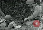 Image of United States soldiers Saint Jores France, 1944, second 6 stock footage video 65675070140
