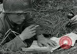 Image of United States soldiers Saint Jores France, 1944, second 11 stock footage video 65675070140