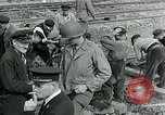 Image of United States soldiers Cherbourg Normandy France, 1944, second 9 stock footage video 65675070144