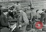 Image of United States soldiers Cherbourg Normandy France, 1944, second 10 stock footage video 65675070144