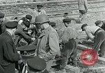 Image of United States soldiers Cherbourg Normandy France, 1944, second 11 stock footage video 65675070144