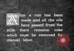 Image of oil refinery United States USA, 1923, second 5 stock footage video 65675070155