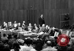 Image of representatives of nations Lake Success New York USA, 1948, second 6 stock footage video 65675070158