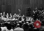 Image of representatives of nations Lake Success New York USA, 1948, second 10 stock footage video 65675070158